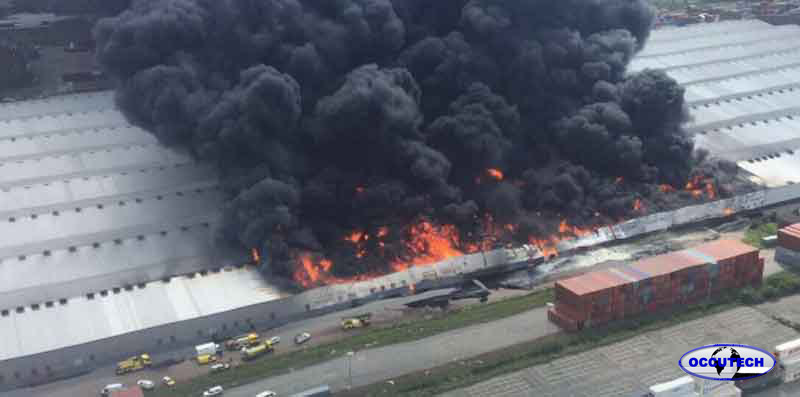 Occutech Major Hazard Risk Assessments warehouse storage fire Durban KZN South Africa
